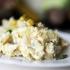 Sočiosios  bulvių salotos