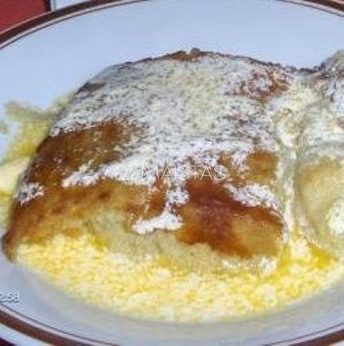 Bulvių plokštainis su mėsa