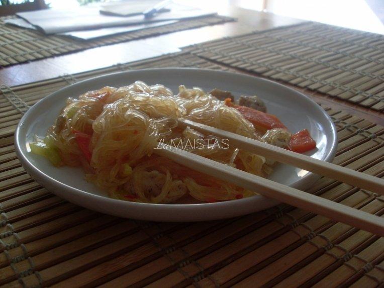 Tailandietiški makaronai