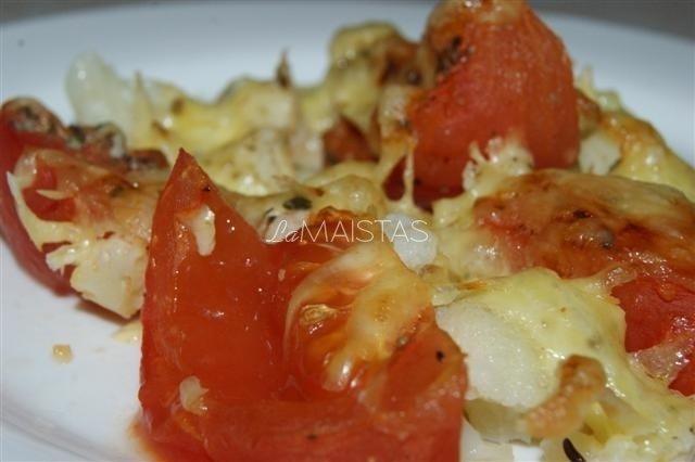 Brokolių ir pomidorų užkepėlė