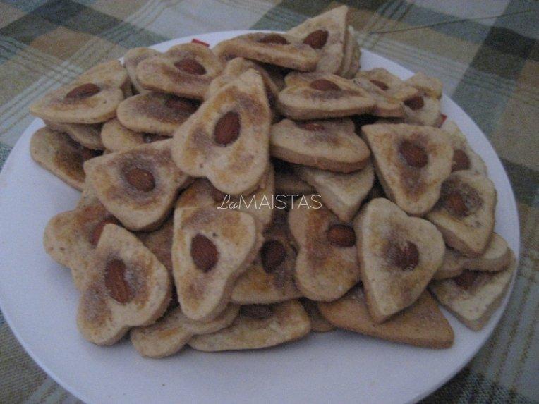 """Sausainiai """"Širdelės"""""""