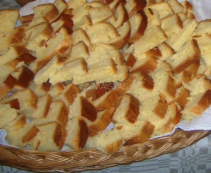Naminis pyragas Velykoms