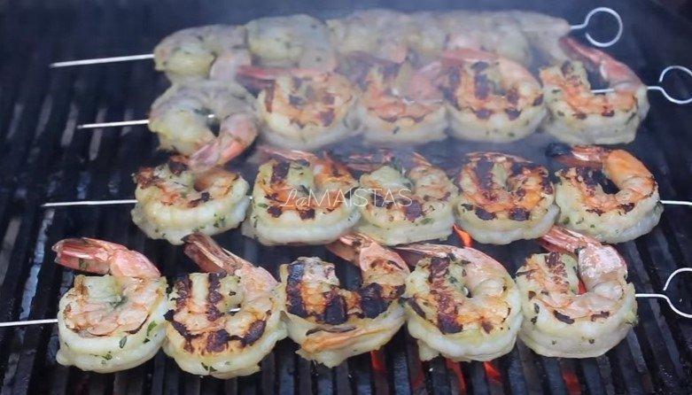 Viduržemio jūros krevetės