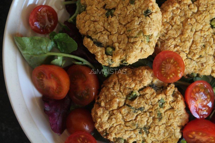 Vegetariški kepsneliai