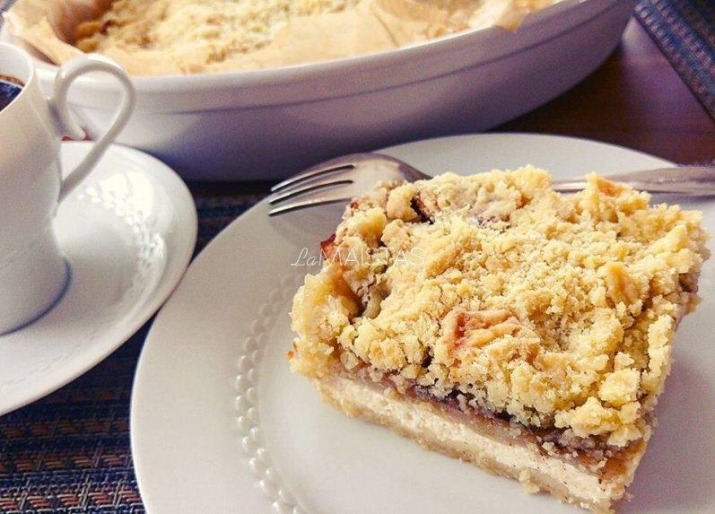 Beatos draugės Vilmos obuolių pyragas