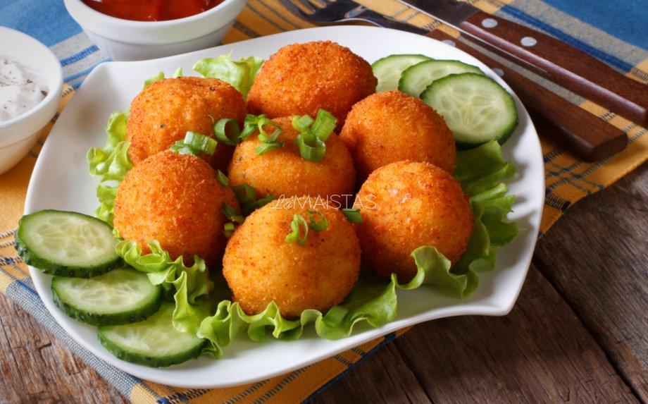 Virtų bulvių kukuliai