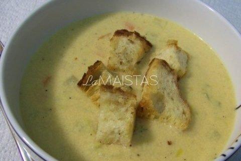 Alaus sriuba