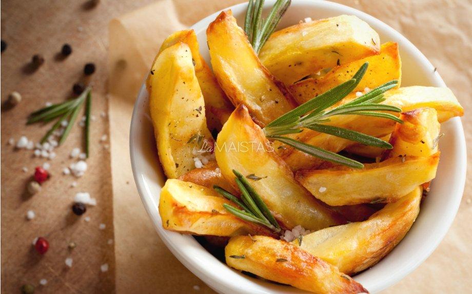 Bulvės orkaitėje