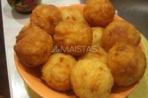 Bulvinės spurgos