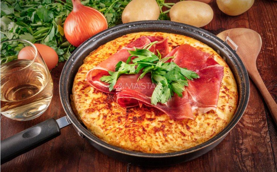Greitas Tarkuotų Bulvių Kugelis Keptuvėje Receptas La Maistas