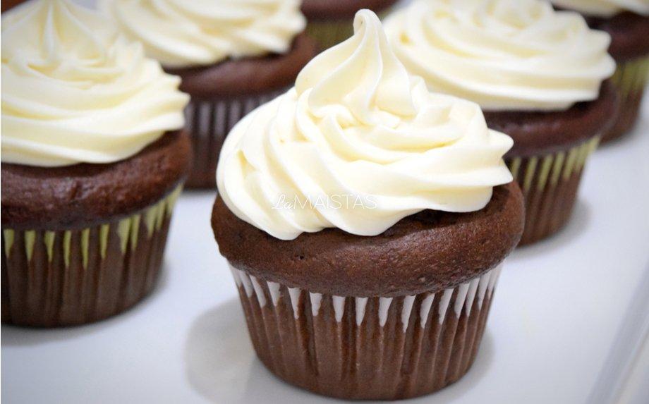 Maskarponės kremas keksiukams tortams