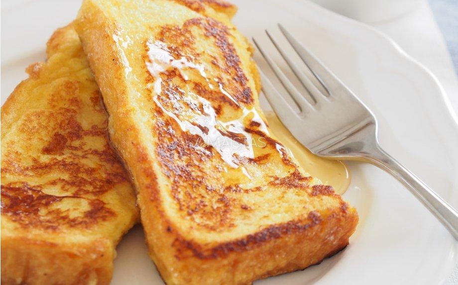 Prancūziški pusryčių skrebučiai