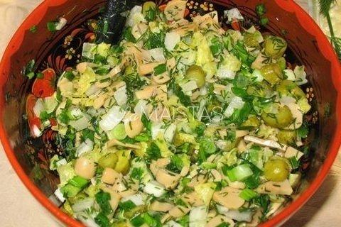 Šventinės salotos