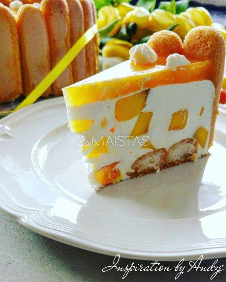 Mango tortas