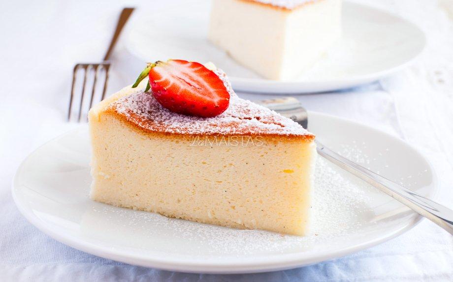 Japoniškas sūrio pyragas