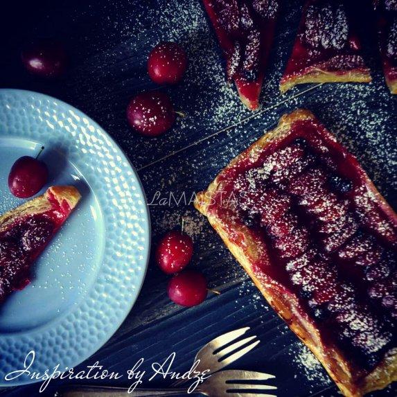 Greiti slyvų pyragėliai