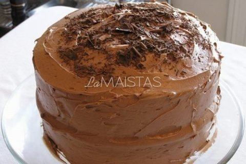 """Tortas """"Šokoladinis bokštas"""""""
