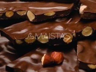 Šokoladiniai gabalėliai
