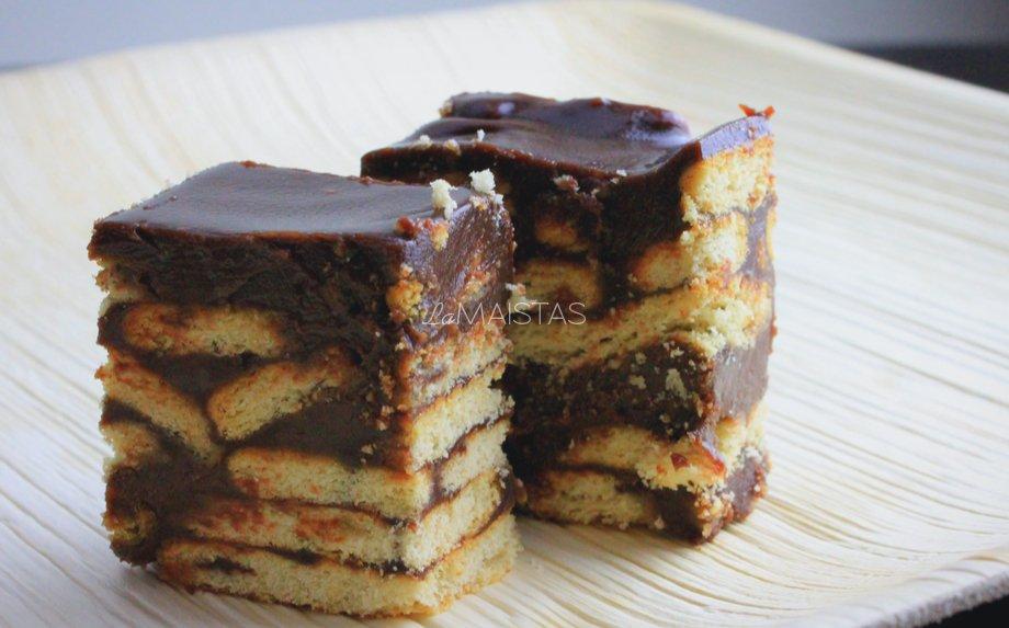Šokoladinis tinginys