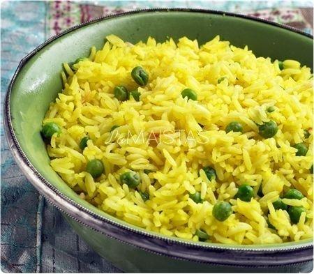 Ryžiai su daržovėmis