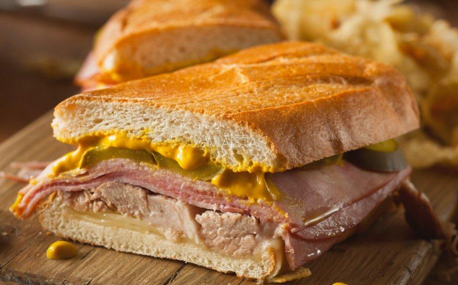 Keptas Kubos sumuštinis