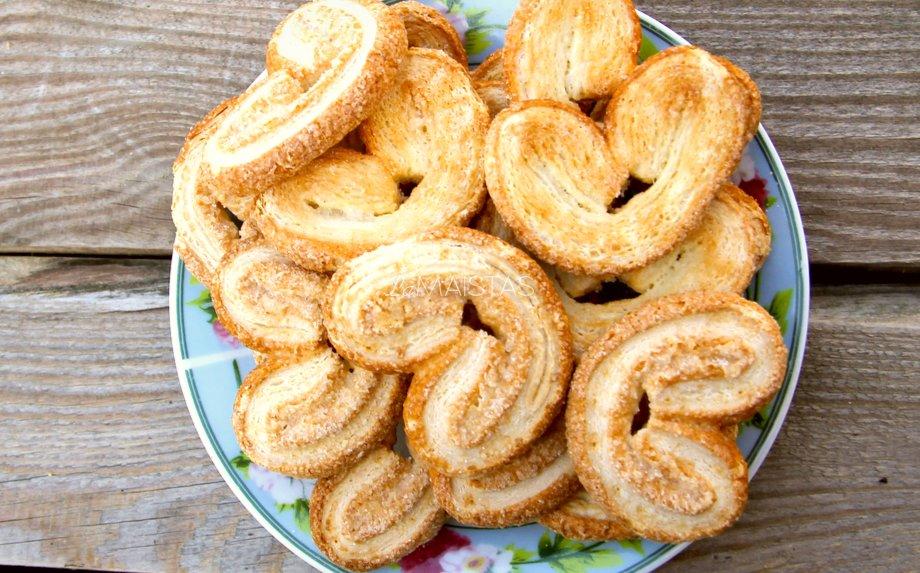 Sausainiai Palmės