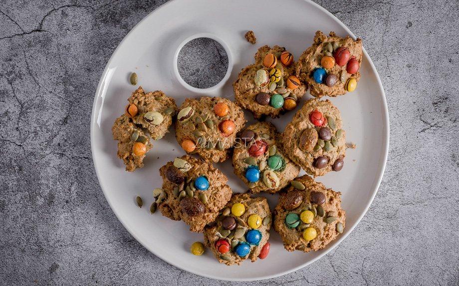 Greiti moliūgų sausainiai