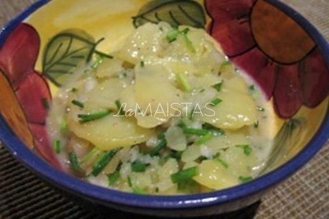 Bulvių mišrainė