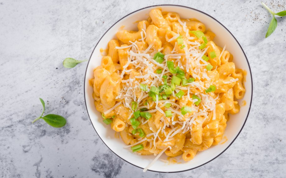 Veganiškas Mac n Cheese