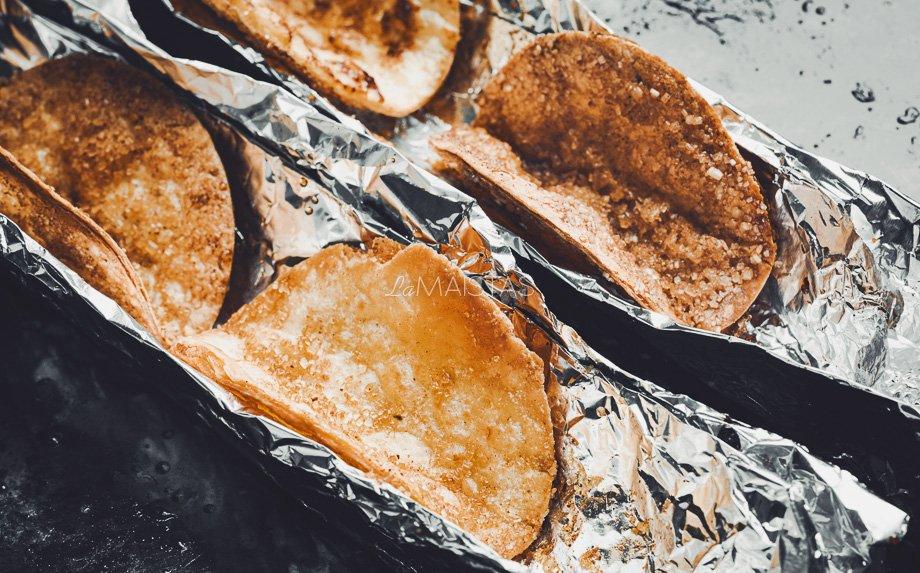 Tortilijų pyragėliai su obuoliais