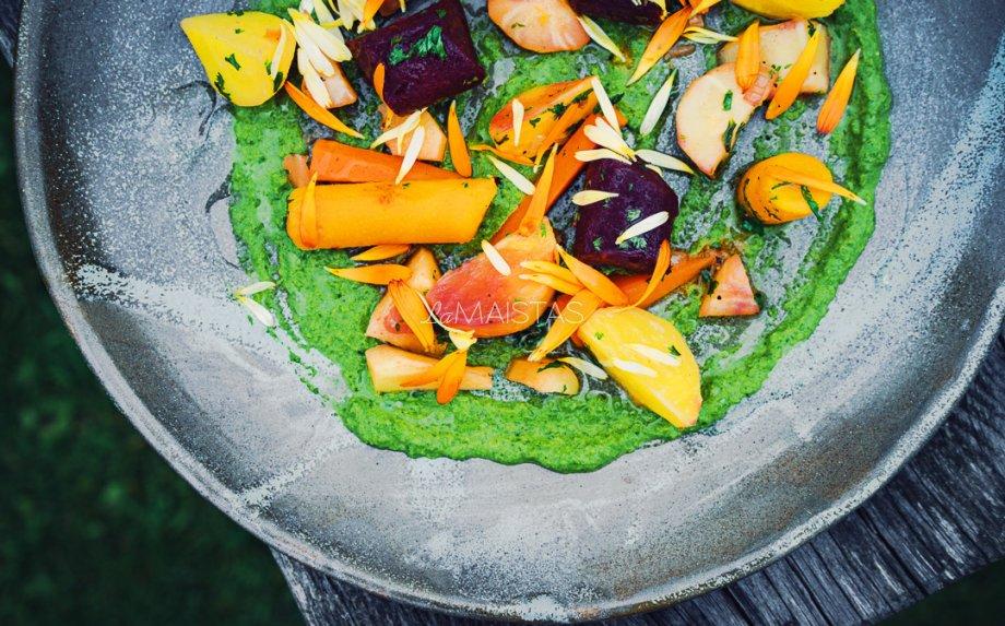 Rudens daržovių ragu