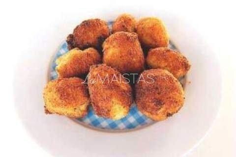 Bulvių ir obuolių kotletai
