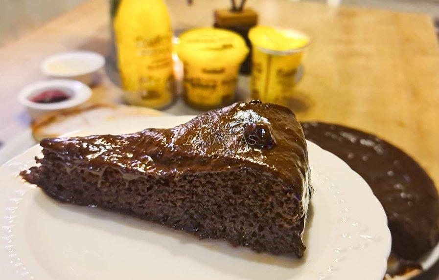 Šokoladinis keksas pagal Simoną Nainę