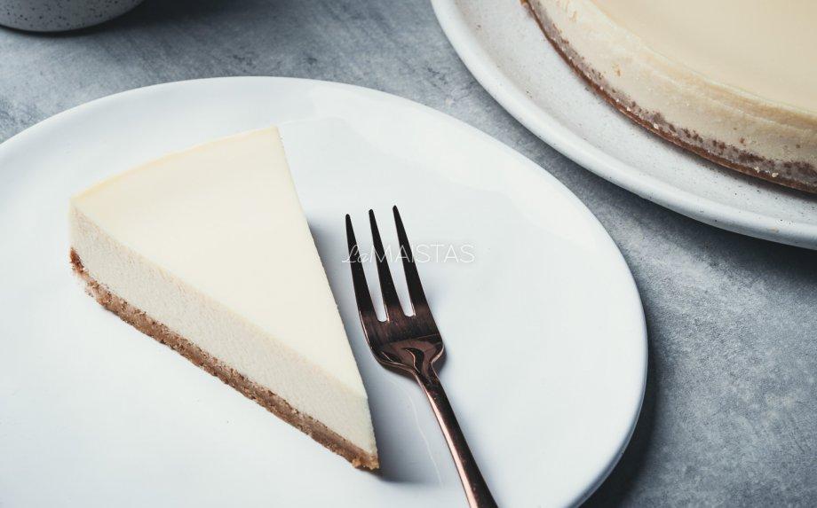 Varškės pyragas su kondensuotu pienu