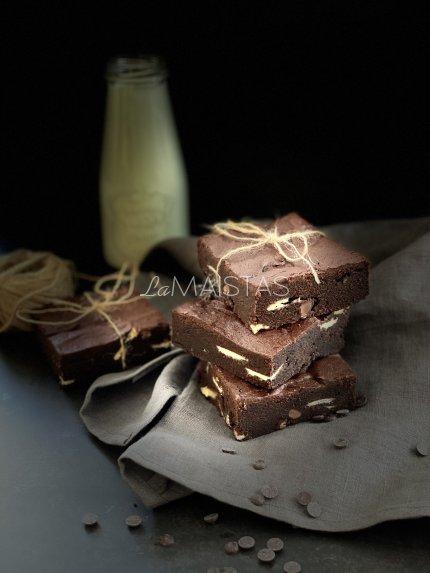 Braunis su baltuoju šokoladu