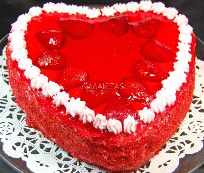 "Tortas ""Širdelė"""