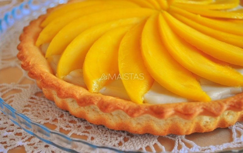 Mango pyragas