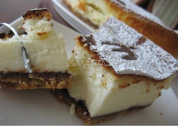 Vokiškas pyragas su varške