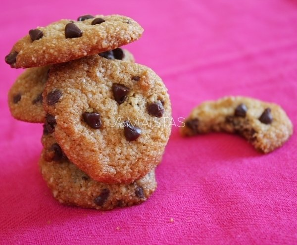 Migdloniai sausainiai
