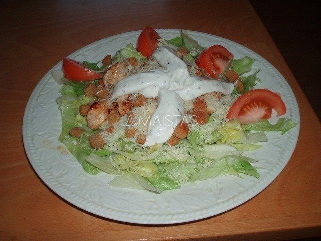Dietiškos Cezario salotos