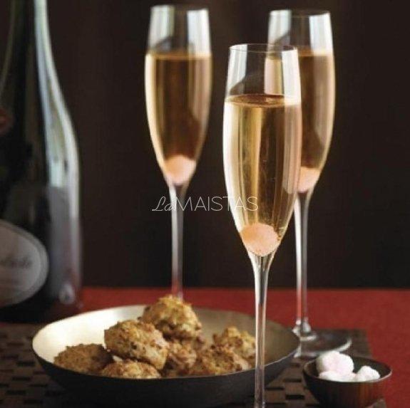 Putojančio vyno kokteilis