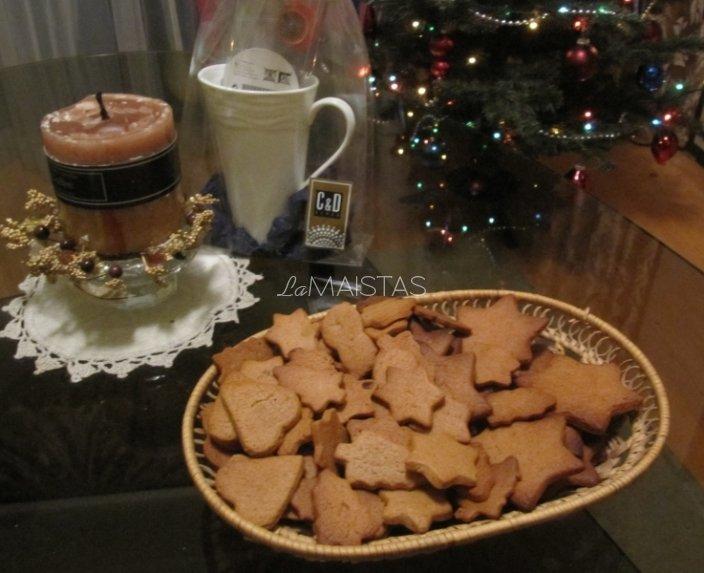 Imbieriniai sausainėliai