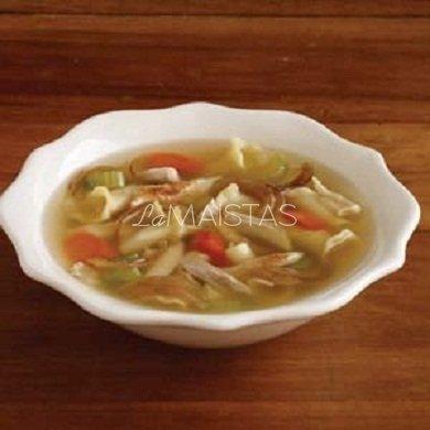 Saldžiųjų svogūnėlių sriuba