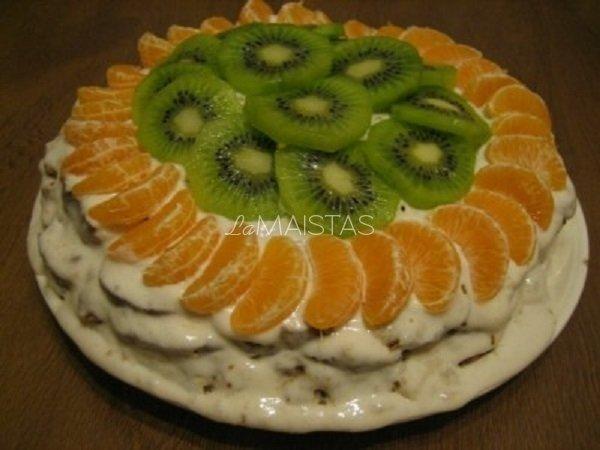 Meduolinis tortukas