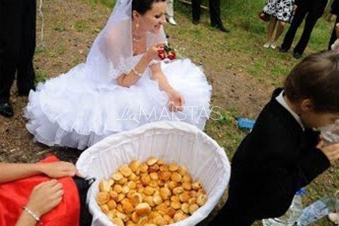 Vestuvinės bandelės :)