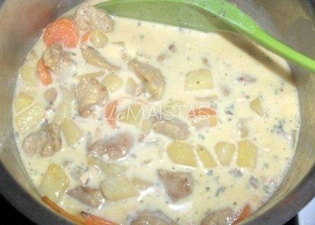 Tiršta guliašo sriuba