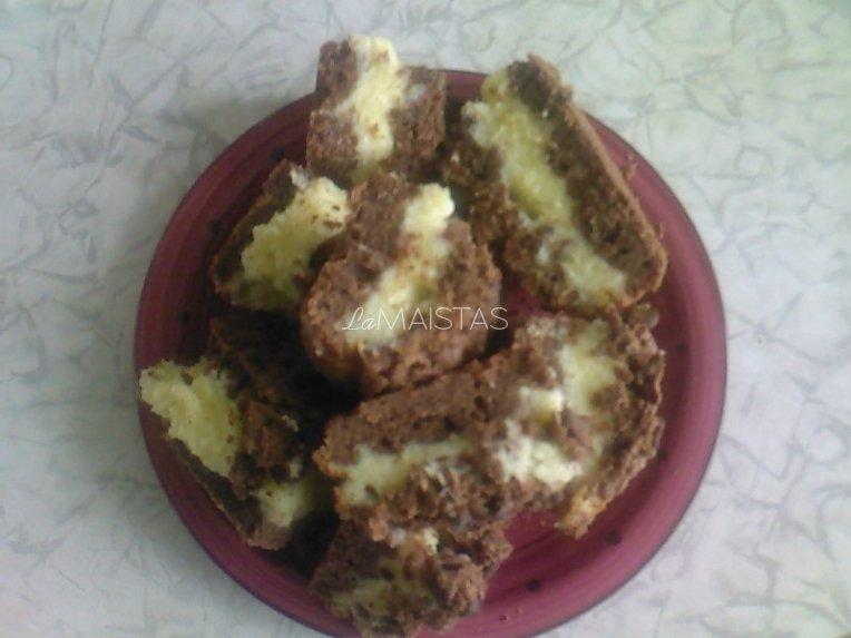Gintarės varškės pyragas 2