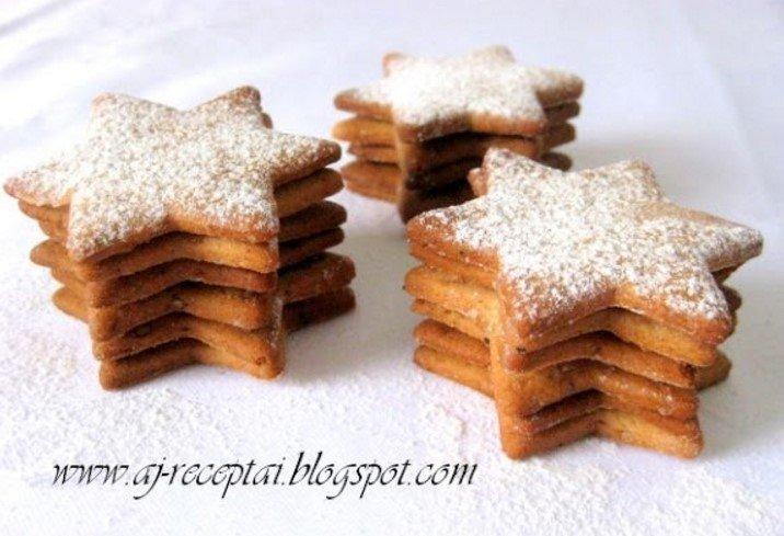 Švediški imbieriniai sausainiai