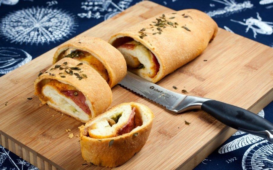 Stromboli duona