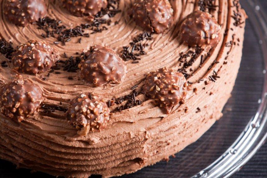 Dievi�kas var�kės pyragas su Nutella